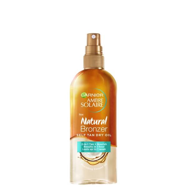 Ambre Solaire Natural Bronzer Self Tan Dry Oil 150ml