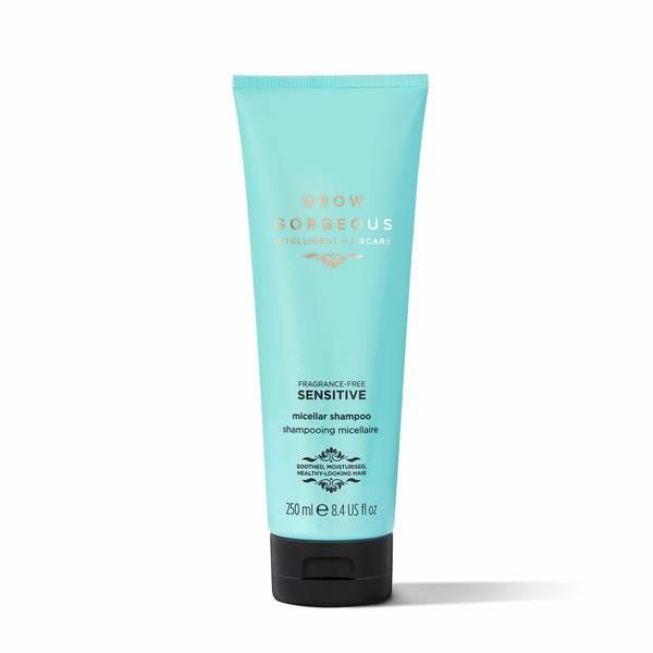 Grow Gorgeous Sensitive Micellar Shampoo 250ml