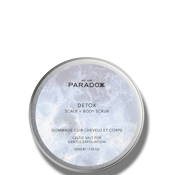We Are Paradoxx Detox Scalp and Body Scrub 200g