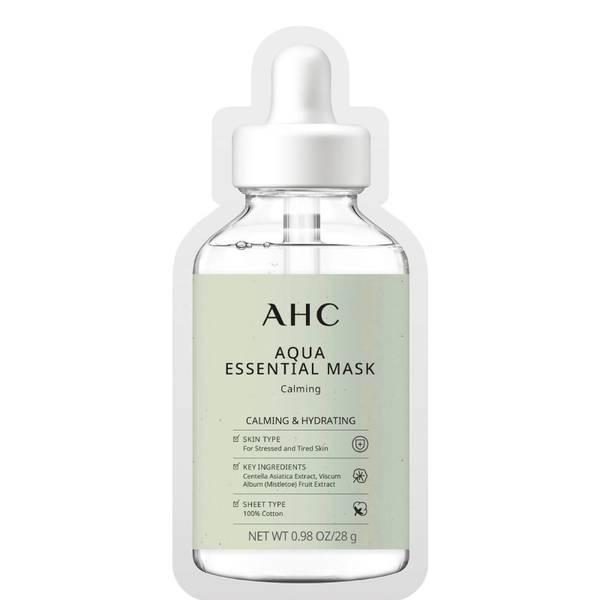 AHC 天然精华面膜 | 补水舒缓 | 适合倦怠肌肤