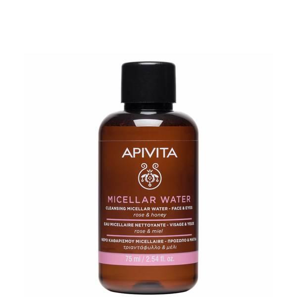 APIVITA Micellar Water Cleansing Micellar Water for Face and Eyes 75ml