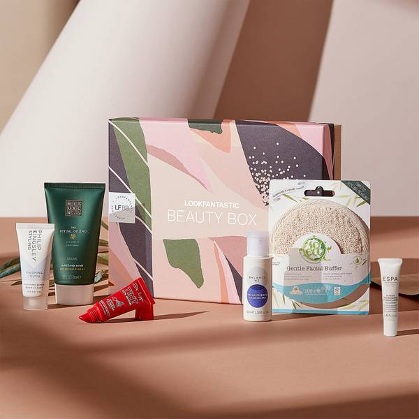 LOOKFANTASTIC 环保美妆六月美妆礼盒(价值超¥495)