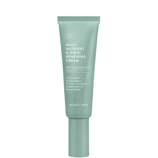 Allies of Skin Multi Nutrient and Dioic Renewing Cream 50ml