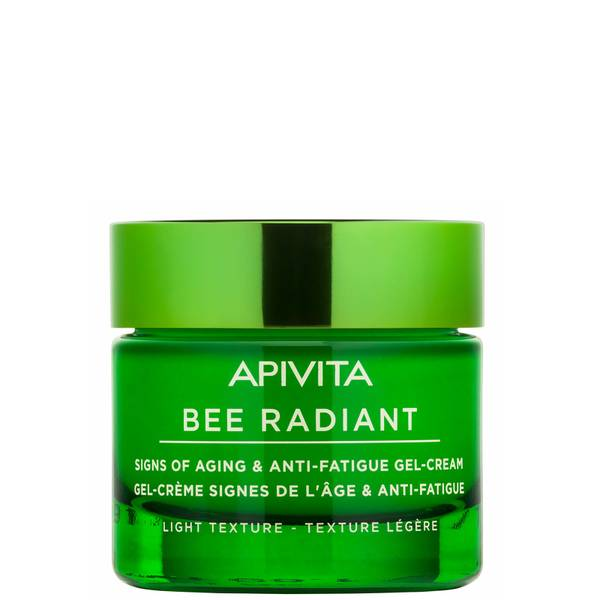 APIVITA Bee Radiant Signs of Ageing and Anti-Fatigue Gel Cream - Light Texture 50ml