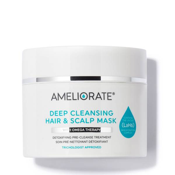 AMELIORATE Deep Cleansing Scalp Mask