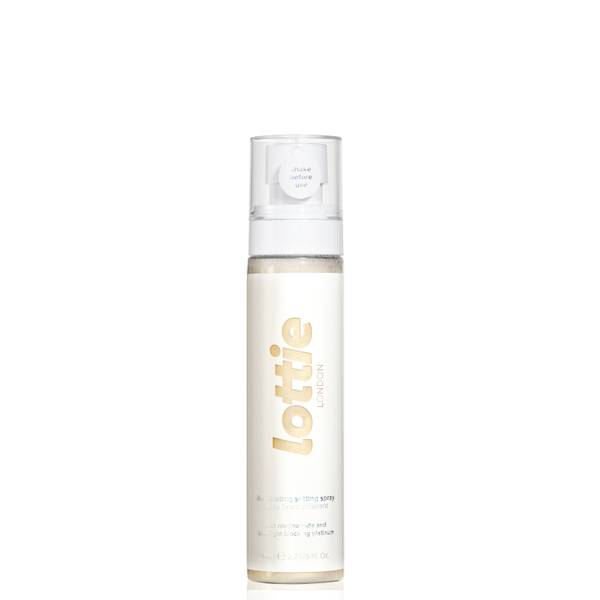 Lottie London Dew and Glow Setting Spray 80ml (Various Shades)