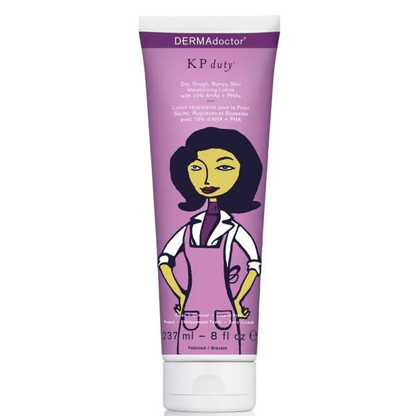 DERMAdoctor KP Duty 皮肤科医生配方 8oz | 针对干燥、粗糙、凹凸不平的肌肤