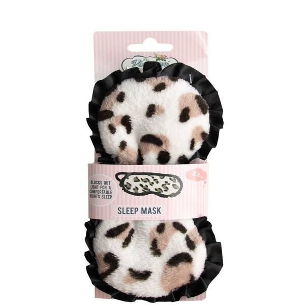 The Vintage Cosmetic Company Leopard Print Sleep Mask