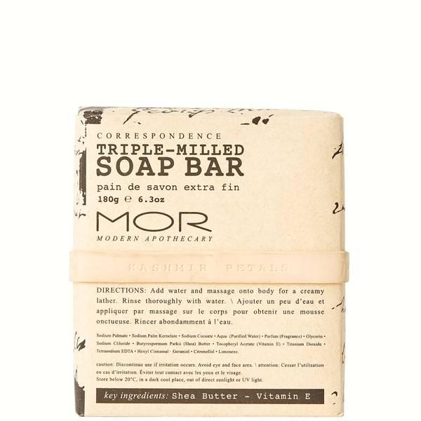 MOR Soap Bar Kashmir Petals 150g