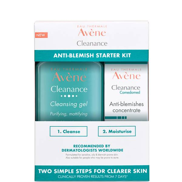 Avène Cleanance Anti Blemish Kit