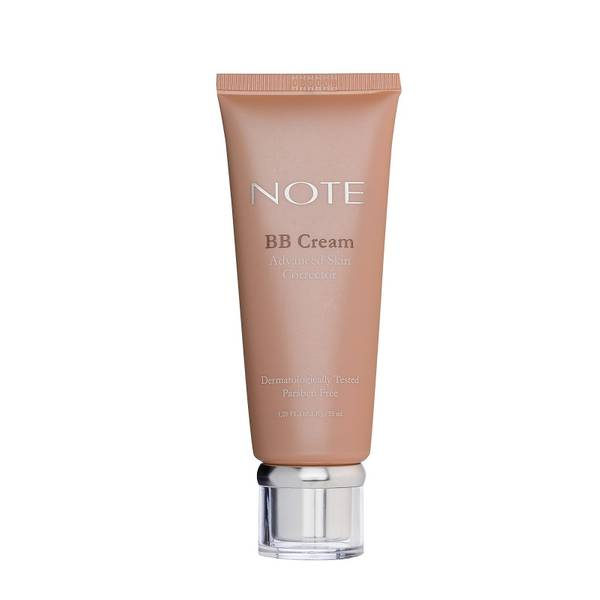 Note Cosmetics BB Cream 35ml (Various Shades)