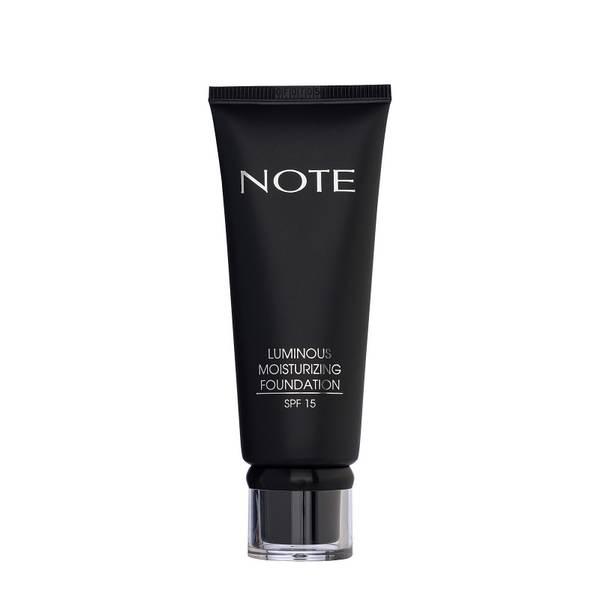 Note Cosmetics 亮泽保湿粉底液 35ml | 多色可选
