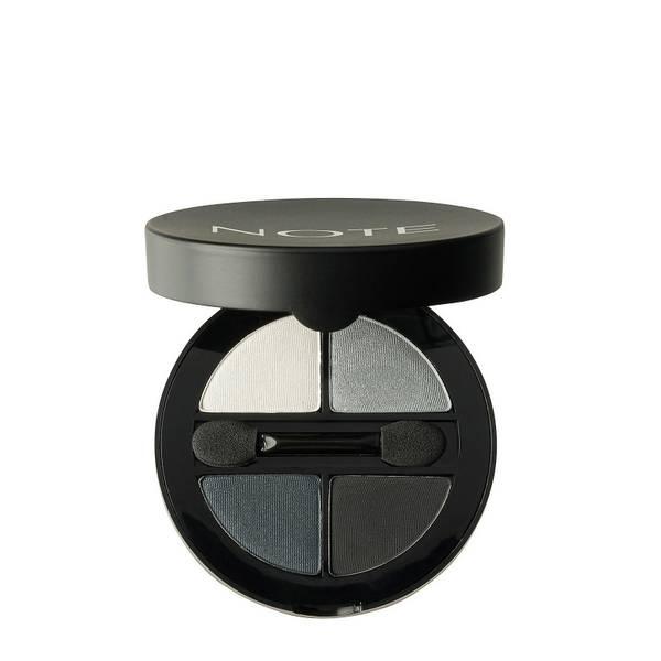Note Cosmetics公司Luminous Silk Quattro眼影 - SQE-3
