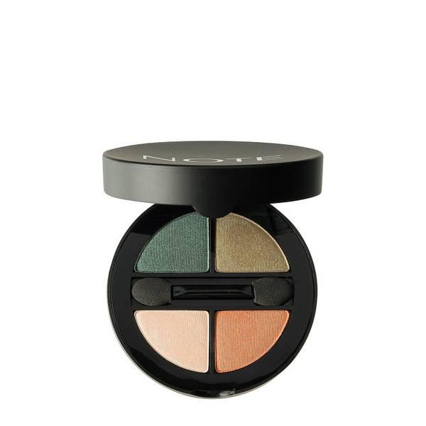 妮可化妆品公司Luminous Silk Quattro眼影 - SQE-5