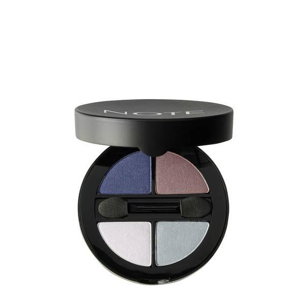 妮可化妆品公司Luminous Silk Quattro眼影 - SQE-6
