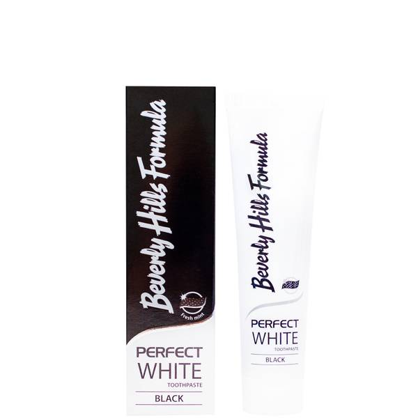 Beverly Hills Formula Perfect White Charcoal Toothpaste 100ml