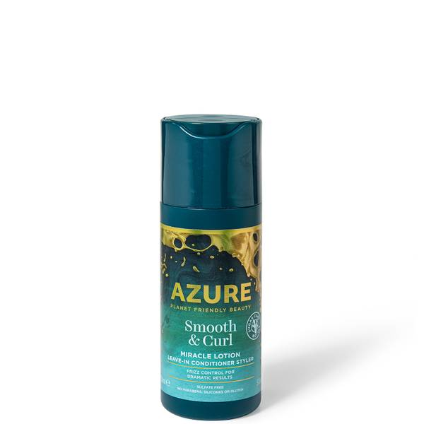 Azure Smooth & Curl Miracle Lotion Leave-In Conditioner 150ml