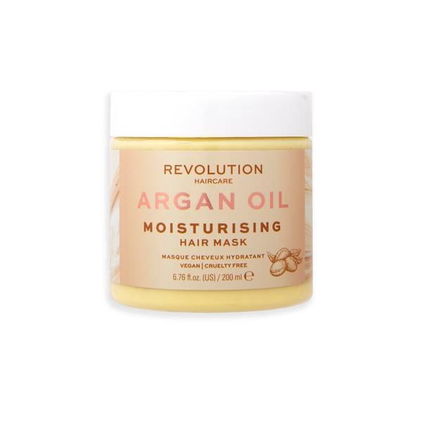 革命性的发膜 保湿摩洛哥坚果油