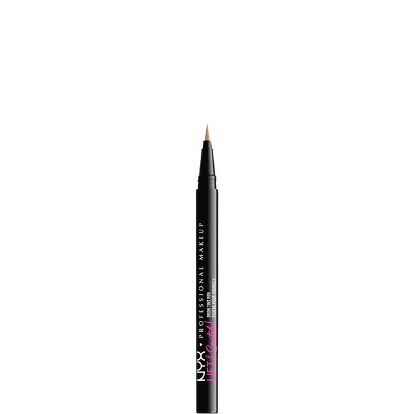 NYX Professional Makeup Lift and Snatch Brow Tint Pen 3g (Various Shades)