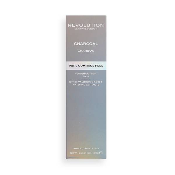 Revolution Skincare Charcoal Pure Gommage Peel 100g