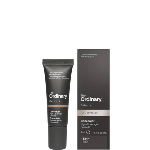 The Ordinary Concealer 8ml (Various Shades)