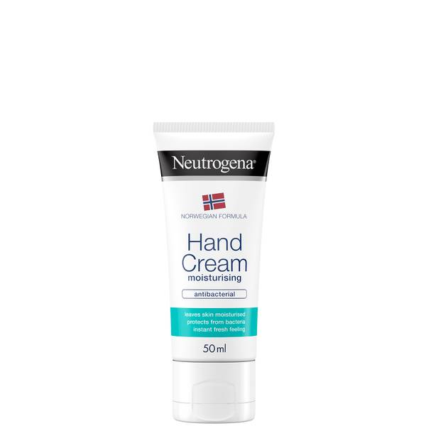 Neutrogena Norwegian Formula Moisturising Antibacterial Hand Cream 50ml