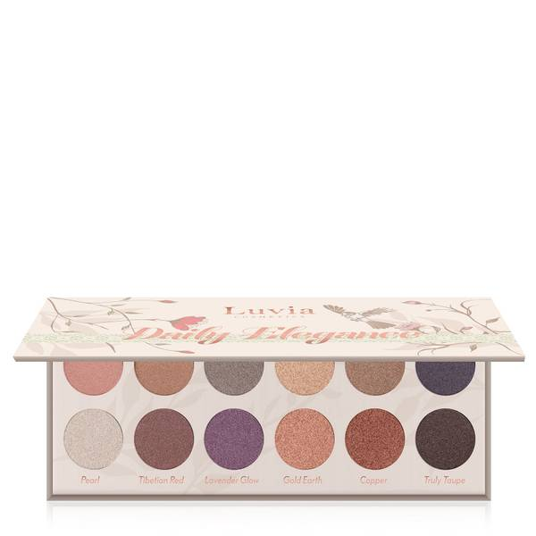 Luvia Daily Elegance Eyeshadow Palette