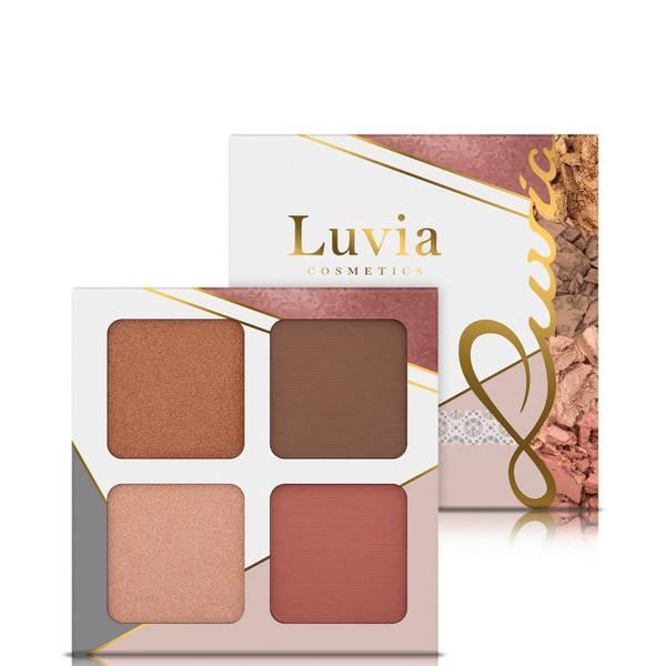 Luvia 面部彩妆盘 | 中色