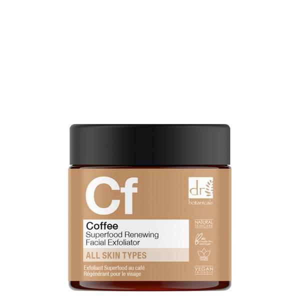 Dr Botanicals 咖啡超级食物面部焕新去角质膏 60ml