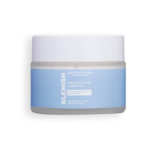 Revolution Skincare 水杨酸和 PCA 锌净化水凝霜 50ml