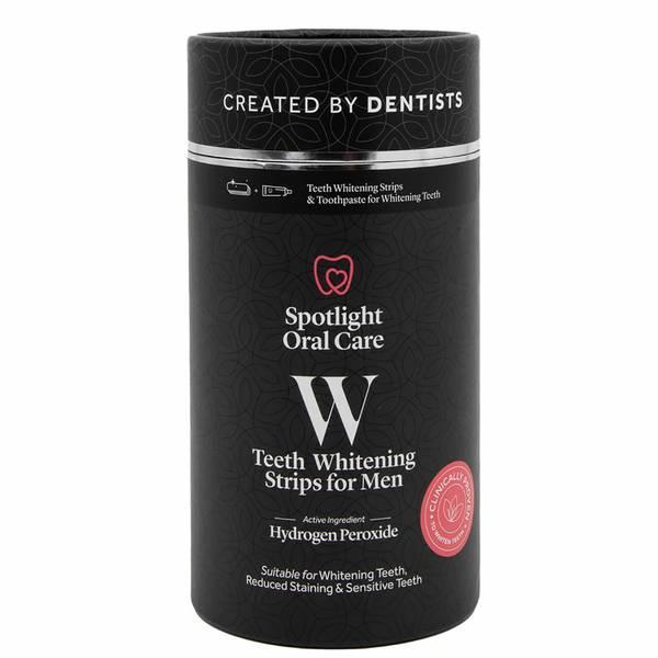 Spotlight Oral Care Men's Teeth Whitening System 100ml