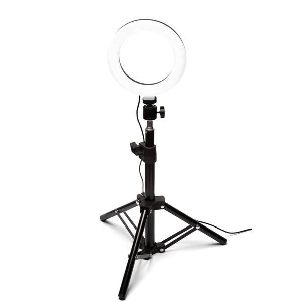 Rio Makeup Perfector LED Ring Light
