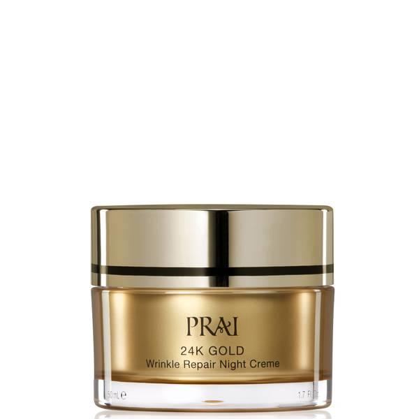 PRAI 24K Gold Wrinkle Repair Night Crème 50ml