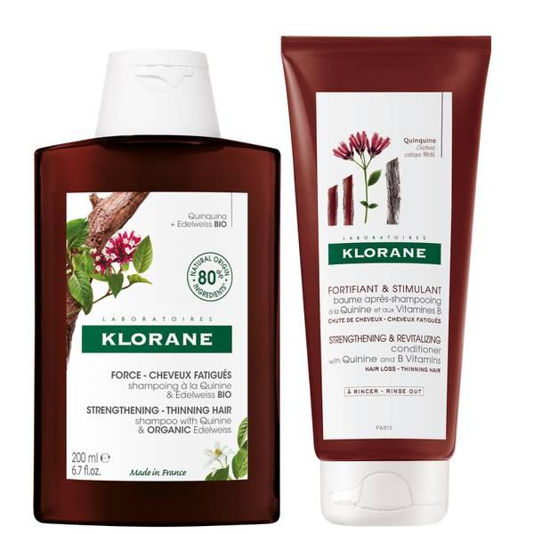 KLORANE Quinine两件套