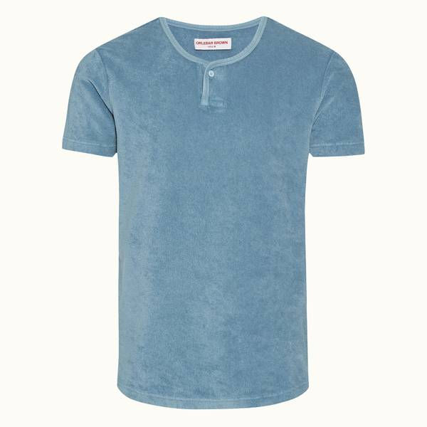 Seeger 系列 经典款T 恤 - 卡普里蓝