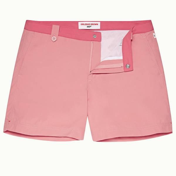 Thunderball Swimshort 007 系列短款游泳短裤 - 西瓜色/暖粉色