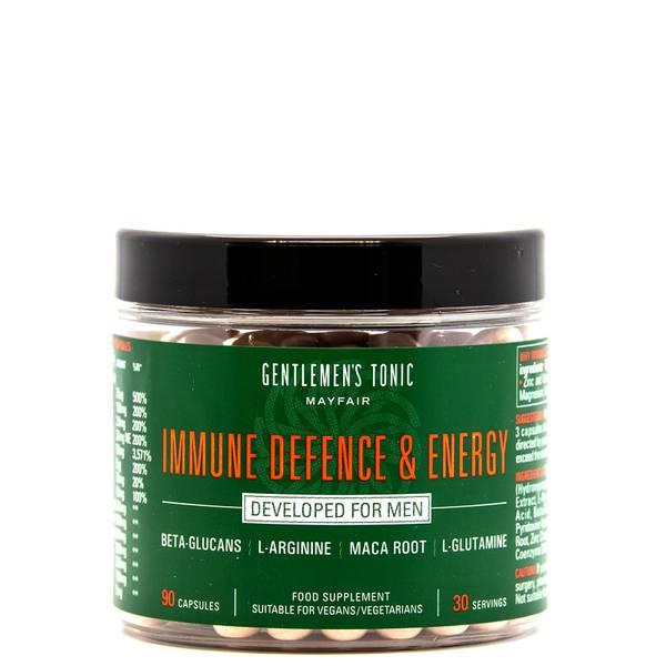 Gentlemen's Tonic 免疫防御和能量补充剂 85g