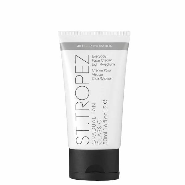 St. Tropez Gradual Tan Everyday Face Cream 50ml