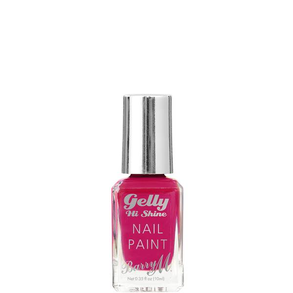 Barry M Cosmetics Mexico Gelly Nail Paint 10ml (Various Shades)