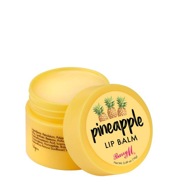 Barry M Cosmetics Pineapple Lip Balm 9g