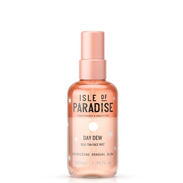 Isle of Paradise Self-Tanning Face Mist - Day 100ml
