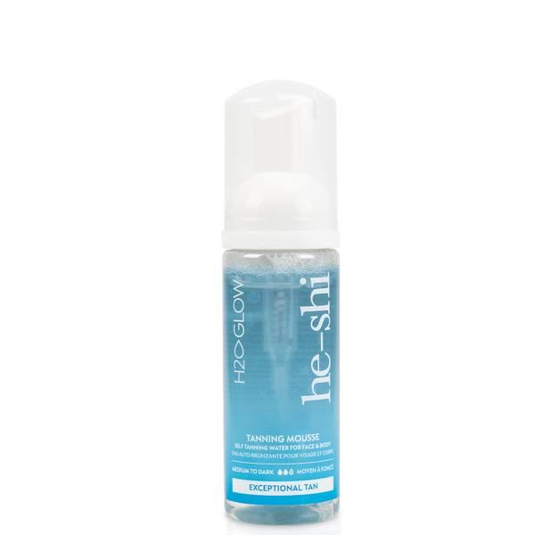 He-Shi H2O Glow Tanning Mousse 150ml