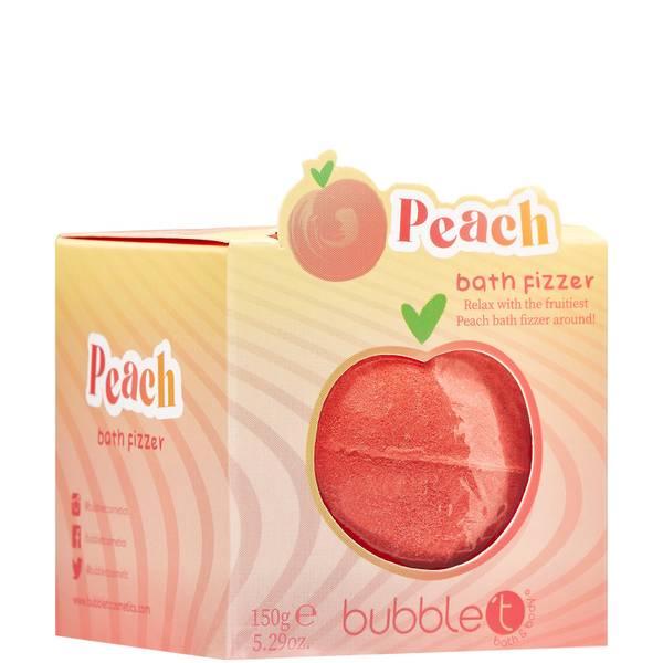 Bubble T Bath Fizzer - Peach 150ml