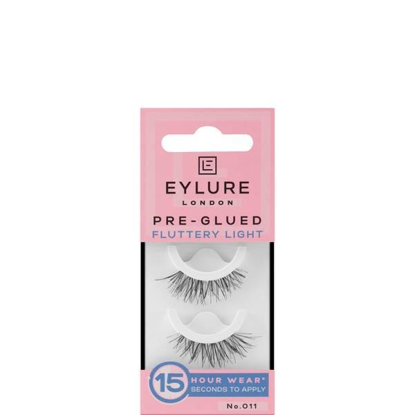 Eylure Pre Glued 011 Fluttery Light Lashes