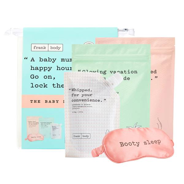 Frank Body 婴幼儿妈妈套装