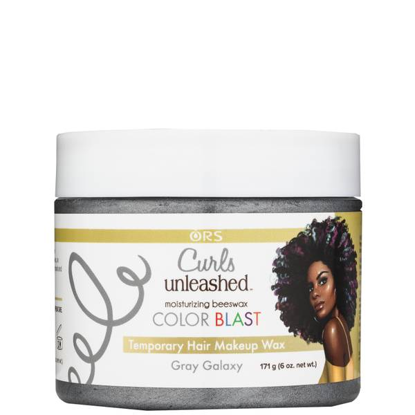 ORS Curls Unleashed Colour Blast Temporary Hair Makeup Wax - Gray Galaxy