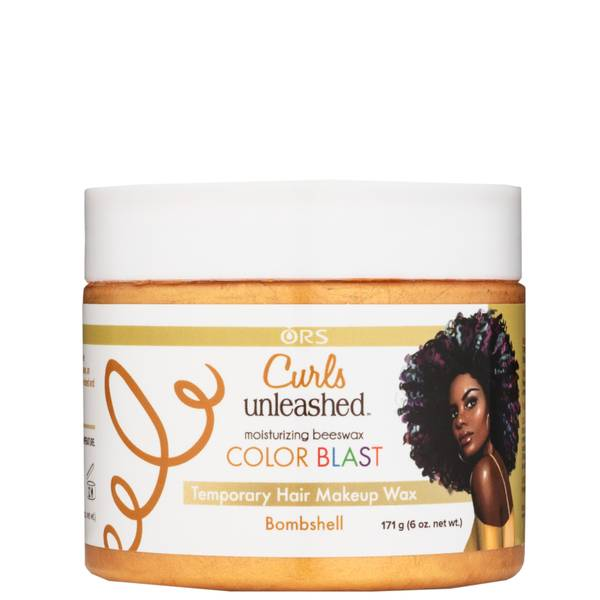ORS Curls Unleashed Colour Blast Temporary Hair Makeup Wax - Bombshell