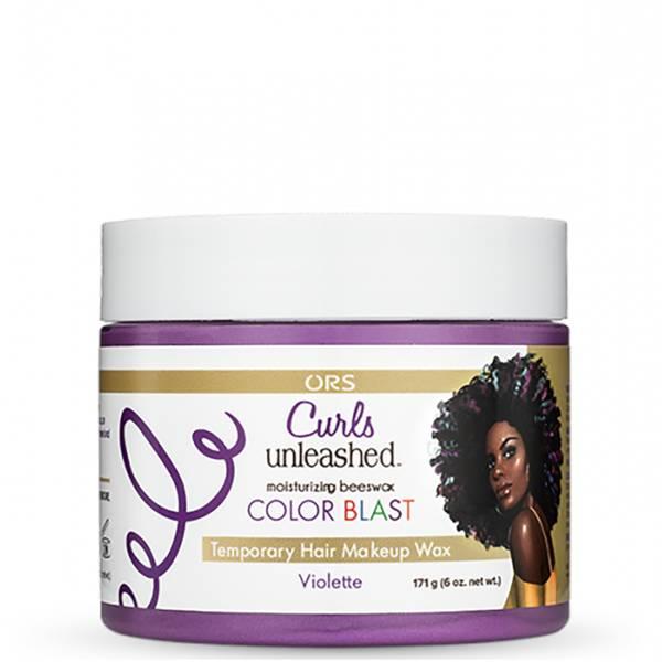 ORS Curls Unleashed Colour Blast Temporary Hair Makeup Wax - Violette