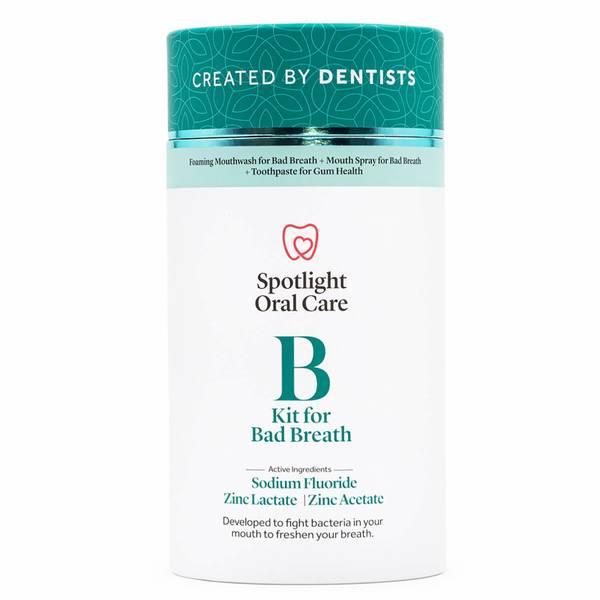 Spotlight Oral Care Kit for Bad Breath