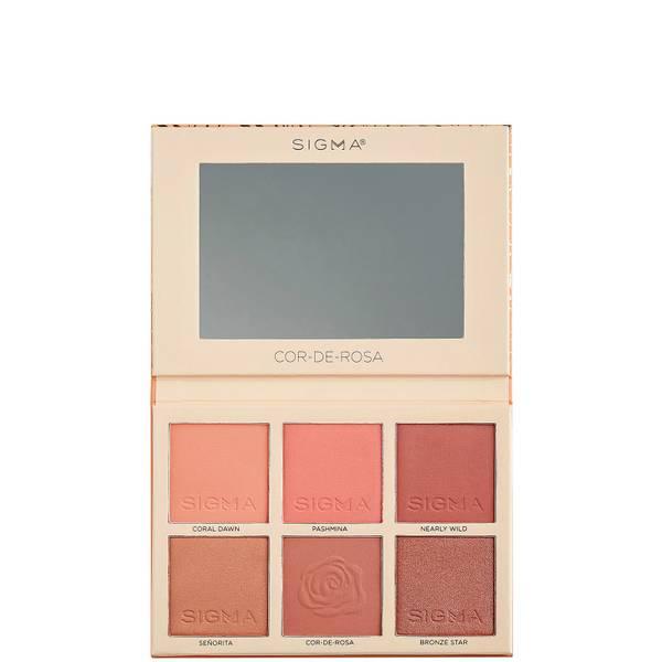 Sigma Cor-de-Rosa Blush Palette